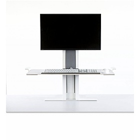 Humanscale Quickstand Single Monitor Solution £507 - Office Chairs