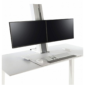 Humanscale Quickstand Dual Monitor Solution £502 - Office Chairs