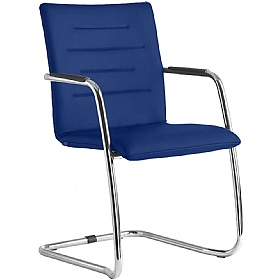Tango Fabric Cantilever Conference Chair £230 - Office Chairs