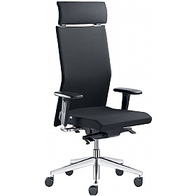 Web Fabric Executive Chair £456 - Office Chairs