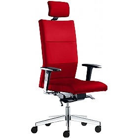 Laser Fabric Executive Chair £428 - Office Chairs