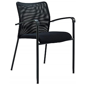Boronia Mesh Visitor Chair £70 - Office Chairs
