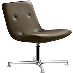 Sky Classic Leather Relaxation Chair £530 - Office Chairs