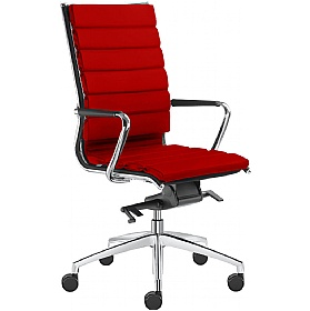 Pluto Fabric Executive Chairs £849 - Office Chairs