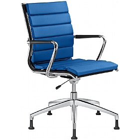 Pluto Fabric Swivel Conference Chairs £773 - Office Chairs