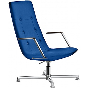 Sky Classic Fabric Executive Rocking Relaxation Chair £581 - Office Chairs
