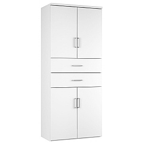 NEXT DAY Polar Combination Cupboard A £403 - Next Day Office Furniture