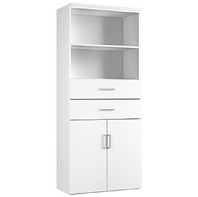 NEXT DAY Polar Combination Cupboard B £328 - Next Day Office Furniture