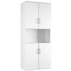 NEXT DAY Polar Combination Cupboard C £403 - Next Day Office Furniture