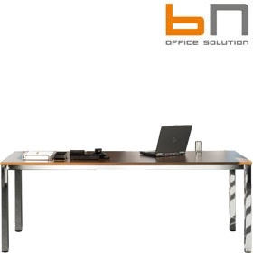 BN Easy Space Rectangular Desks - Square Legs £149 - Office Desks