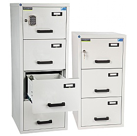 Burton Fire Resistant Filing Cabinets MKII £0 - Burglary / Fire Safes