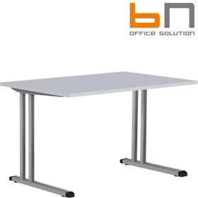 BN Easy Space Rectangular Cantilever Desks £172 - Office Desks