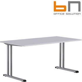 BN Easy Space Height Adjustable Rectangular Cantilever Desks £222 - Office Desks