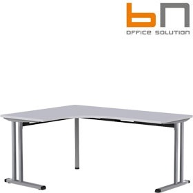 BN Easy Space Ergonomic Cantilever Desks £294 - Office Desks