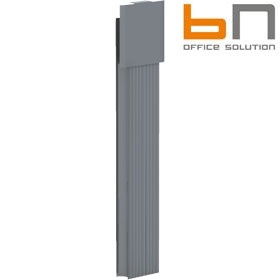 BN Easy Space Vertical Wire Trunking For Cantilever Desks With Height Adjustment £53 - Office Desks