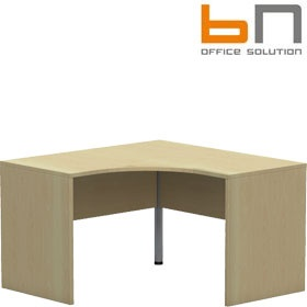 BN Easy Space Compact Ergonomic Panel End Desks £161 - Office Desks