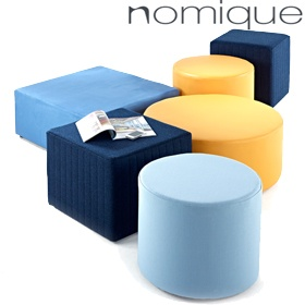 Nomique Jigsaw 2 Modular Reception Seating £126 - Reception Furniture