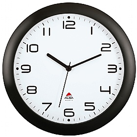 Alba Easy Time 2 Wall Clock £0 - Office Furnishings