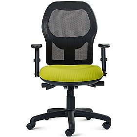 Mantle Mesh Back Ergonomic Task Chair £324 - Office Chairs
