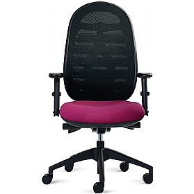 Kurum Mesh Back Ergonomic Task Chair £535 - Office Chairs