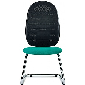 Kurum Mesh Back Ergonomic Visitor Chair £520 - Office Chairs
