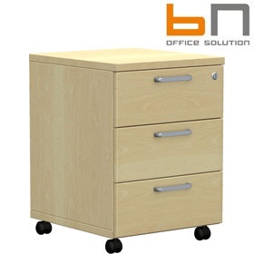 BN Easy Space Mobile Pedestal £133 - Office Desks