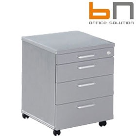 BN Easy Space Mobile Pedestal With Pencil Drawer £147 - Office Desks