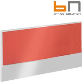 BN Easy Space Upholstered Rear Desk Screens £47 - Office Screens