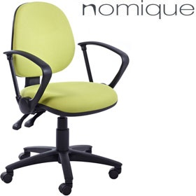 Nomi Medium Back Custom Operator Chair £115 - Office Chairs