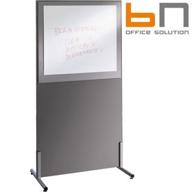BN Easy Space Freestanding Upholstered Dividing Screens £106 - Office Screens