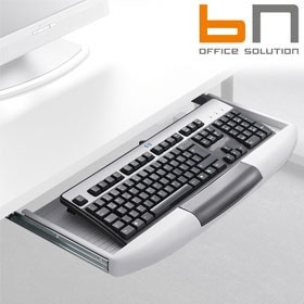 BN Easy Space Keyboard Shelf £53 - Office Desks