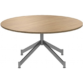 Sven Ambus Circular V-Base Meeting Tables