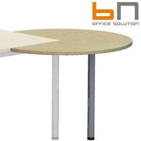 BN Easy Space Round Leg 3/4 Circle Linking Units £73 - Office Desks