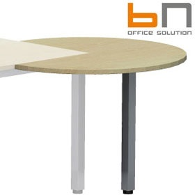 BN Easy Space Square Leg 3/4 Circle Linking Units £106 - Office Desks