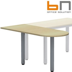BN Easy Space Linking Square Leg Communication Desks £110 - Office Desks