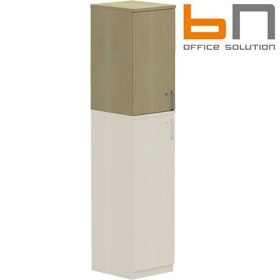 BN Easy Space Upper Narrow Cupboards £110 - Office Desks