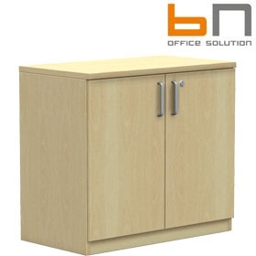 BN Easy Space Double Door Desk High Cupboards £142 - Office Desks