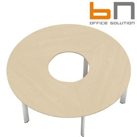 BN CX 3200 Conference Table Arrangement 1 To Seat 6 People £4312 - Meeting Room Furniture
