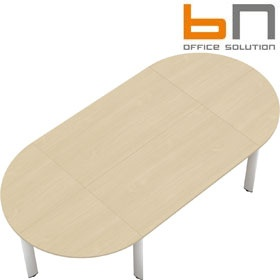 BN CX 3200 Conference Table Arrangement 3 To Seat 8 People £4490 - Meeting Room Furniture