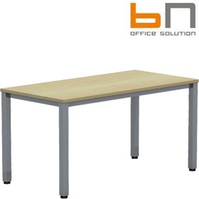 BN Easy Space Rectangular Conference Tables - Square Legs £180 - Meeting Room Furniture