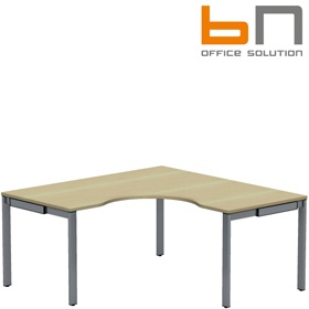 BN SQart Workstation 5 Leg Compact Corner Desks £488 - Office Desks