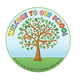Tree Welcome Sign £0 - Education Furniture