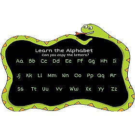 Snake Chalkboard £0 - Education Furniture
