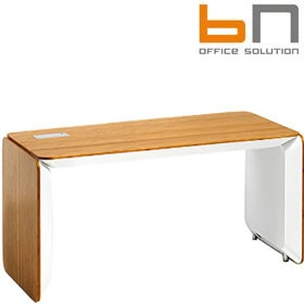 BN eRange Narrow Rectangular Managerial Desks £2808 - Office Desks