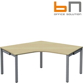 BN SQart Workstation 5 Leg Cluster Desks £574 - Office Desks