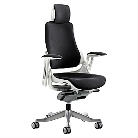 Jett Task Chair With Headrest £395 - Office Chairs