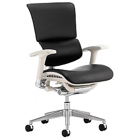 Debut 24Hr Enviro Leather Office Chair £358 - Office Chairs
