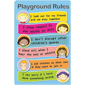 playground rules for preschoolers children s faces playground school sign playground 131