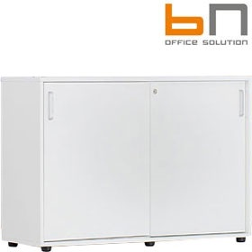 BN Tento Sliding Door Cupboards £176 - Office Storage