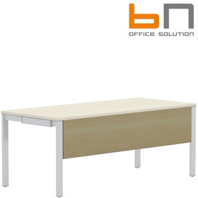 BN SQart Workstation Wooden Modesty Panel £90 - Office Desks